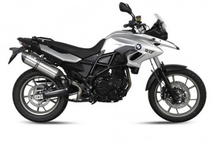 F700 GS BMW for rent in Cannes, France