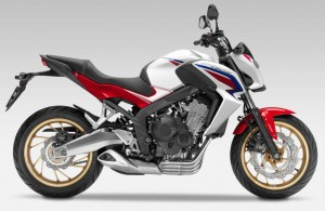 rent CB650F HONDA cannes