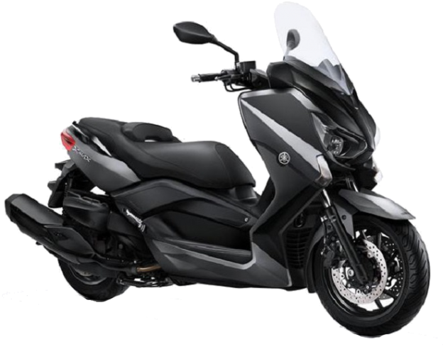 location scooter Yamaha-X-MAX-400